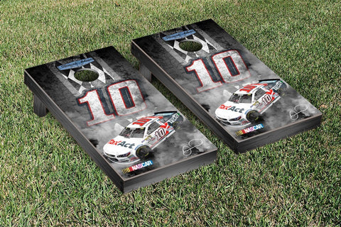 NASCAR Pit Row Tax Act Version Cornhole Game Set by Victory Tailgate