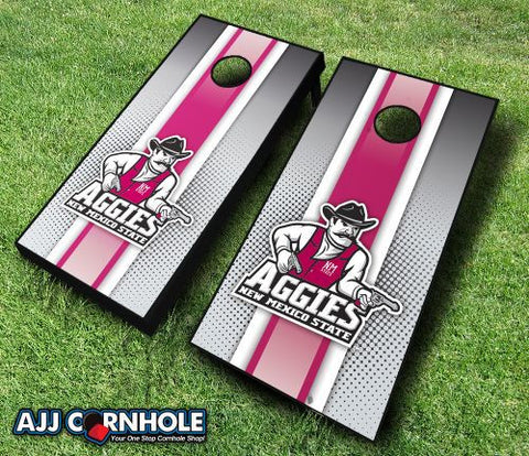 New Mexico State Aggies Cornhole Set with Team Bags