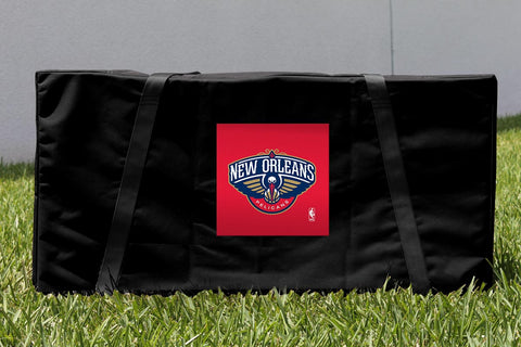 New Orleans Pelicans Cornhole Carrying Case Victory Tailgate 28804