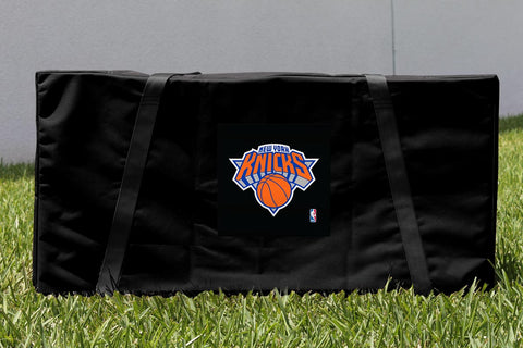 New York Knicks NBA Cornhole Carrying Case Victory Tailgate 28556