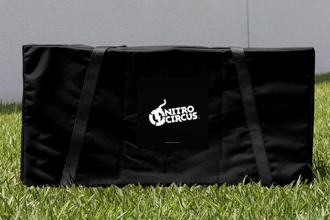 Nitro Circus Cornhole Board Set Carrying Case