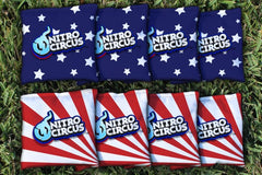 The Nitro-Circus Cornhole Collection