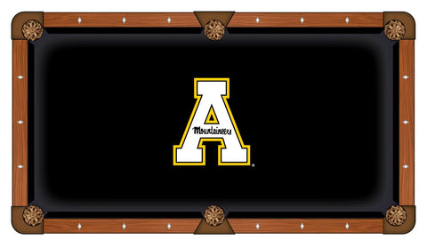9' Appalachian State Pool Table Cloth by Covers by HBS