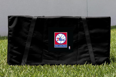 Philidelphia Sixers 76ers Cornhole Carrying Case Victory Tailgate 28864