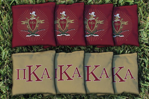 Pi Kappa Alpha Replacement Cornhole Bag Set  (corn filled)