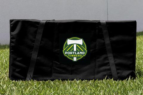Portland Timbers Cornhole Carrying Case Victory Tailgate 25189