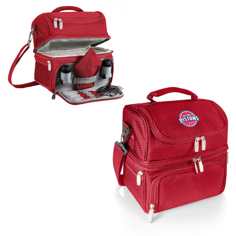 Picnic Time Detroit Pistons Pranzo Personal Lunch Box Cooler