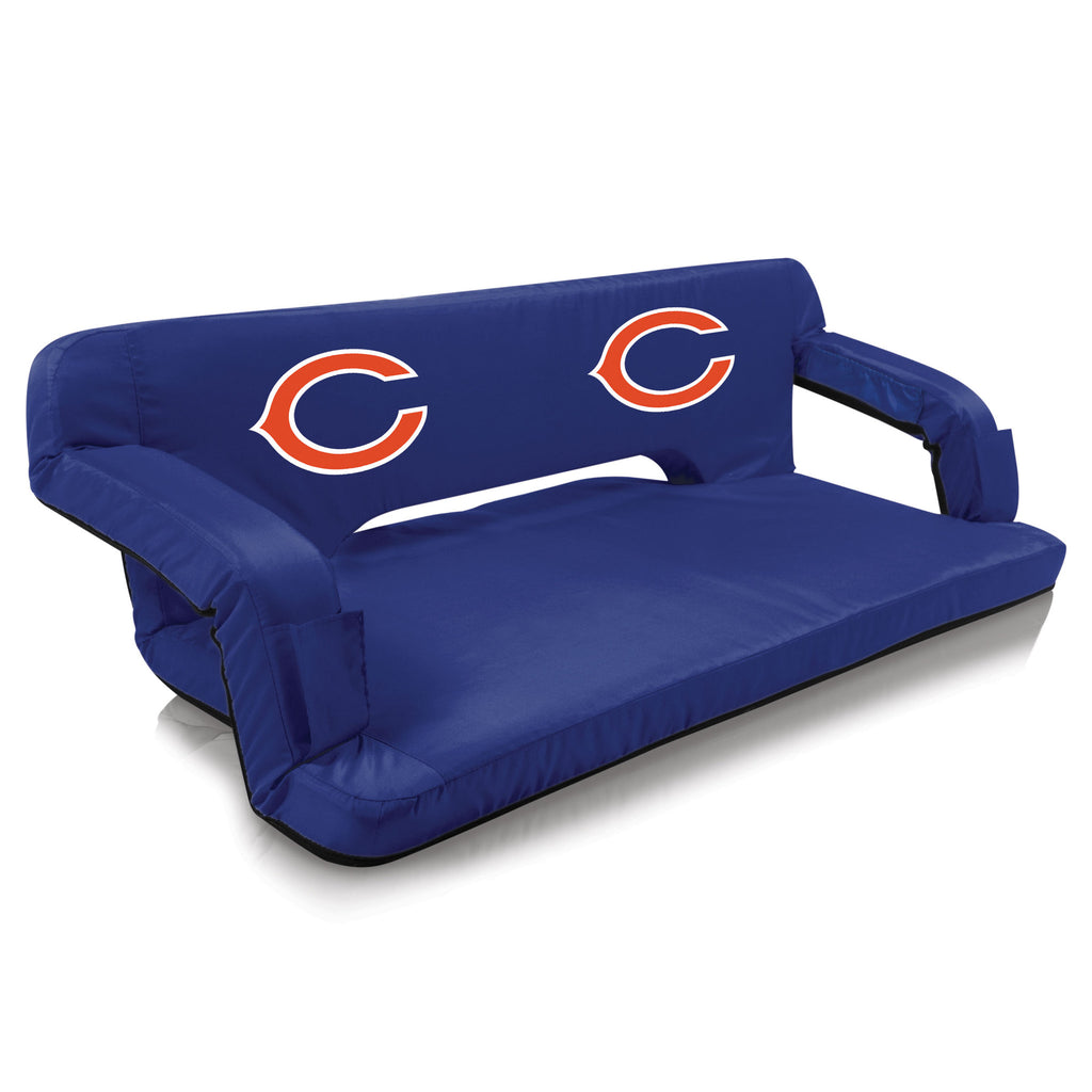 Chicago Bears Reflex Portable Travel Couch by Picnic Time