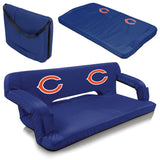 Chicago Portable Couch - Picnic Times Bears Reflex Tailgate