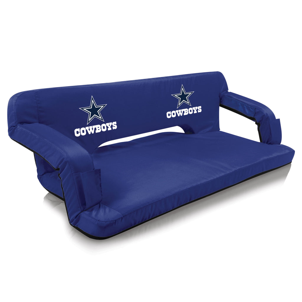 Dallas Cowboys Reflex Portable Travel Couch by Picnic Time