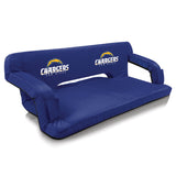 San Diego Chargers Reflex Portable Travel Couch by Picnic Time