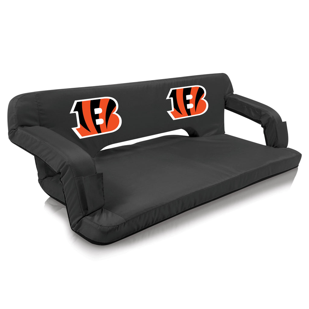 Cincinnati Bengals Reflex Portable Travel Couch by Picnic Time