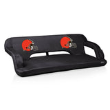 Cleveland Browns Reflex Portable Travel Couch by Picnic Time