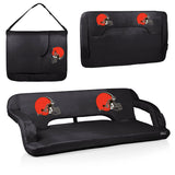 Cleveland Portable Couch - Picnic Times Browns Reflex Tailgate