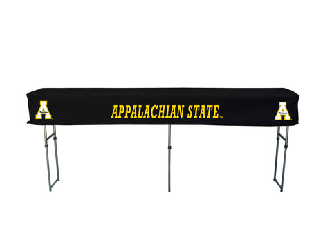 Appalachian State Mountaineers Canopy Table Cover Tailgater portable folding tables