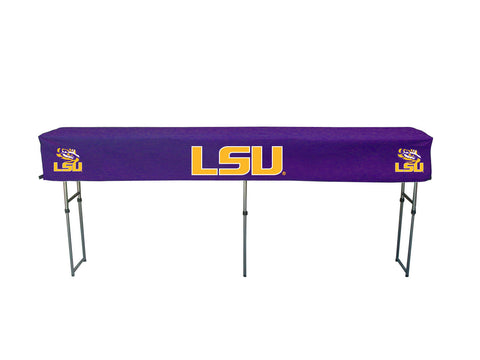 Louisiana State-LSU Tigers Canopy Table Cover Tailgater portable folding tables