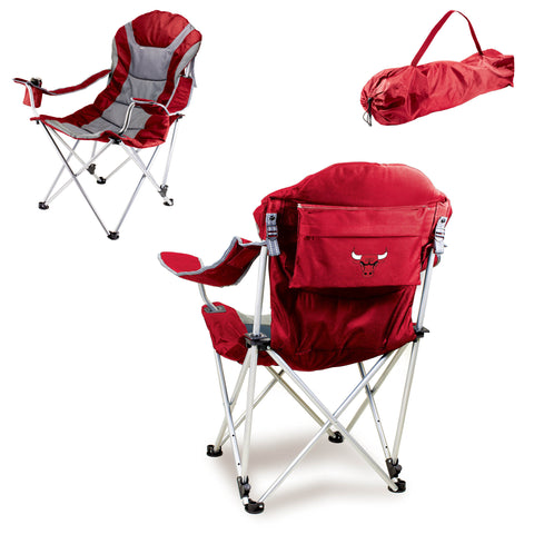 Chicago Bulls Reclining Camp Chair by Picnic Time