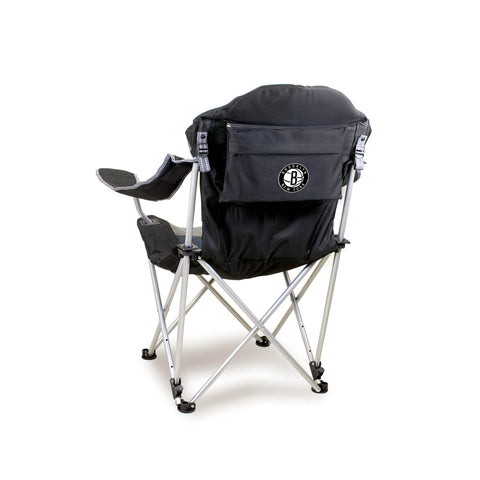 Brooklyn Nets Reclining Camp Chair by Picnic Time