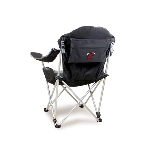 Miami Heat Reclining Camp Chair by Picnic Time