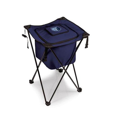 The Memphis Grizzlies SideKick Tailgating Cooler - Picnic Time 779-00-138-144-4