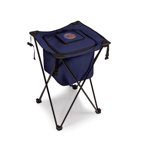 The New York Knicks SideKick Tailgating Cooler - Picnic Time 779-00-138-204-4