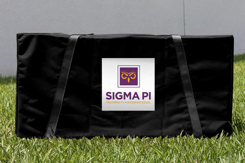 Sigma Pi Cornhole Carrying Case Victory Tailgate 31626