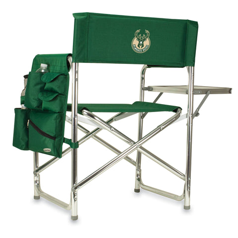 Milwaukee Bucks Sports Chair by Picnic Time