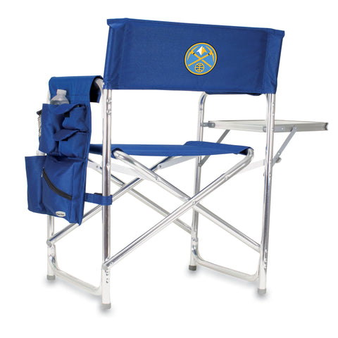 Denver Nuggets Sports Chair by Picnic Time