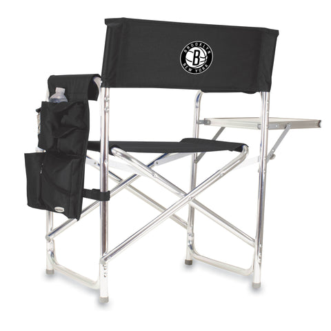 Brooklyn Nets Sports Chair by Picnic Time