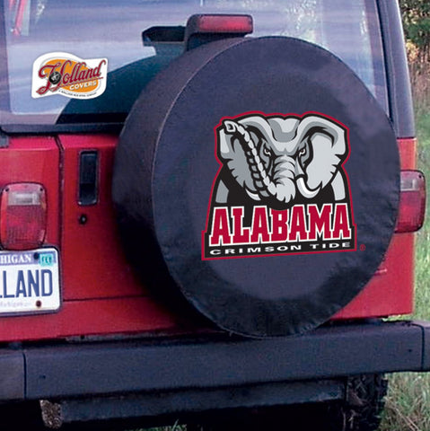 Alabama Crimson Tide Tire Cover by Holland Covers