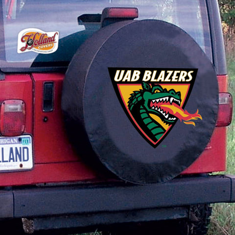 Alabama at Birmingham Blazers Tire Cover by Holland Covers