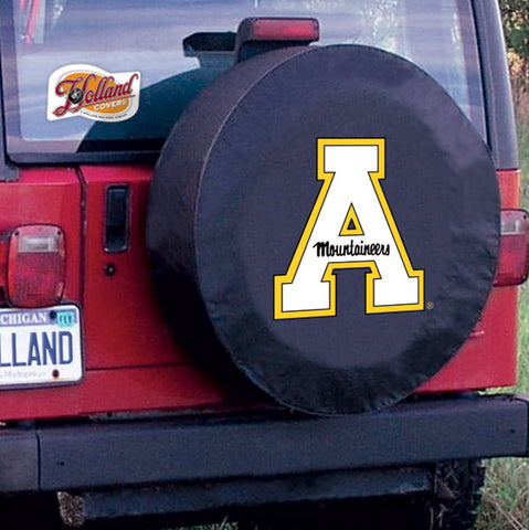 Appalachian State Mountaineers Tire Cover by Holland Covers