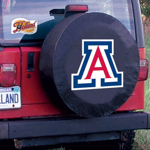 Arizona Wildcats Tire Cover by Holland Covers