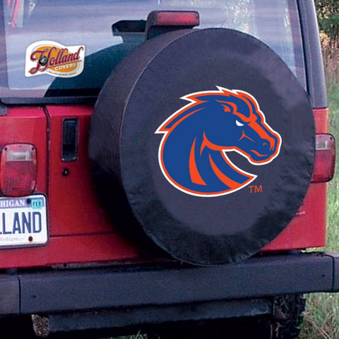 Boise State Broncos Tire Cover by Holland Covers