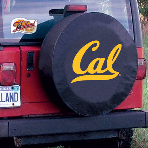 California Golden Bears Tire Cover by Holland Covers