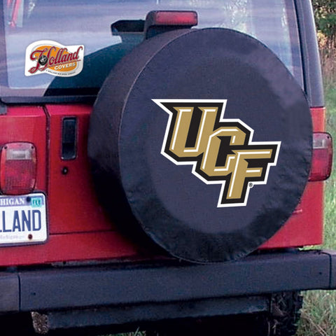 Central Florida Knights Tire Cover by Holland Covers