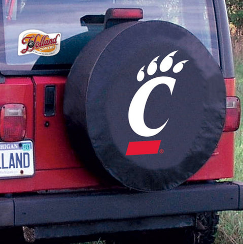 Cincinnati Bearcats Tire Cover by Holland Covers