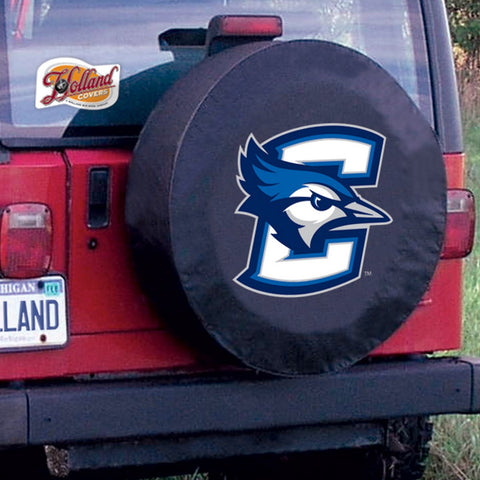 Creighton Bluejays Tire Cover by Holland Covers