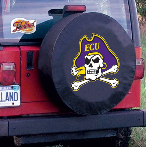 East Carolina Pirates Tire Cover by Holland Covers