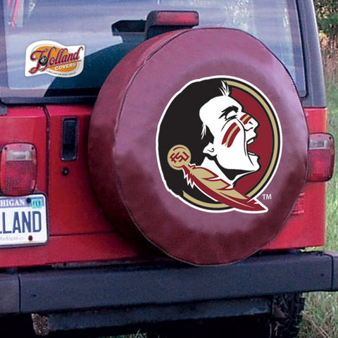 Florida State Seminoles Tire Cover by Holland Covers