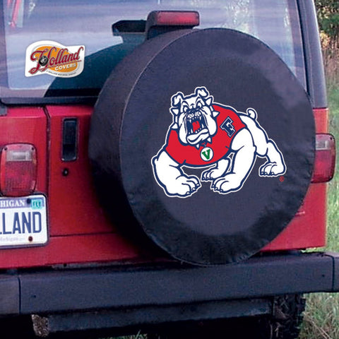 Fresno State Bulldogs Tire Cover by Holland Covers