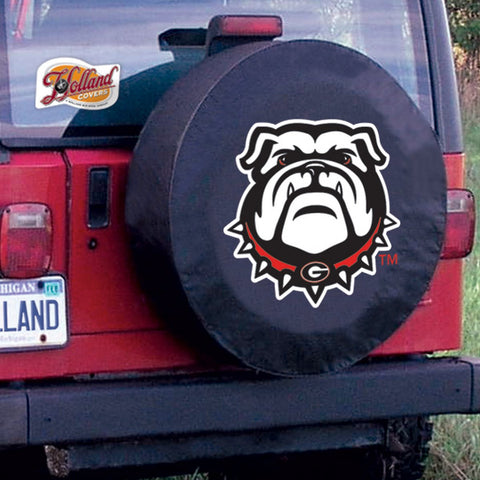 Georgia Bulldogs Tire Cover by Holland Covers