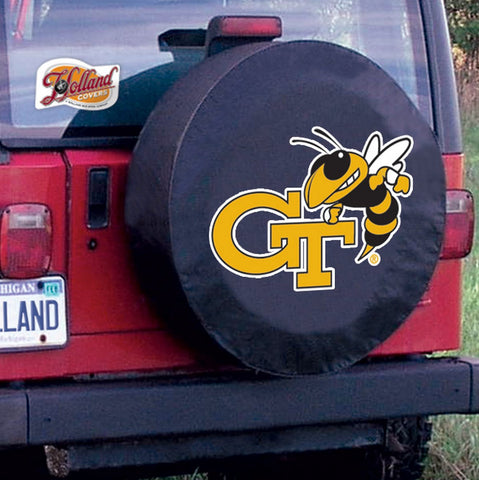 Georgia Tech Yellow Jackets Tire Cover by Holland Covers