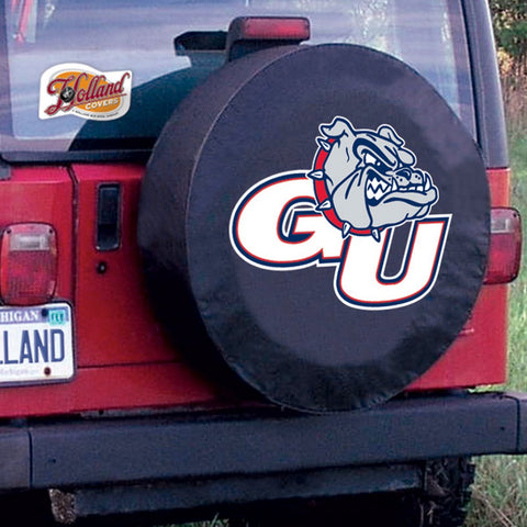 Gonzaga Bulldogs Tire Cover by Holland Covers