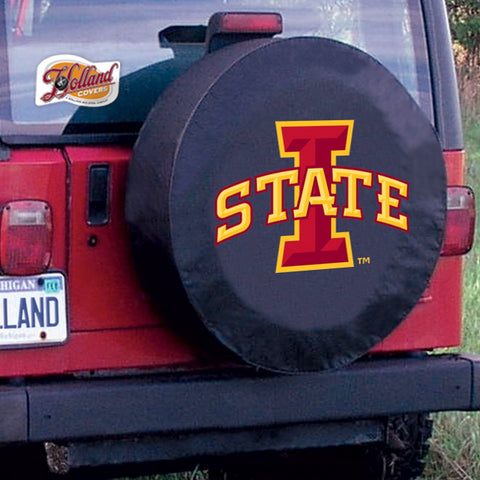 Iowa State Cyclones Tire Cover by Holland Covers