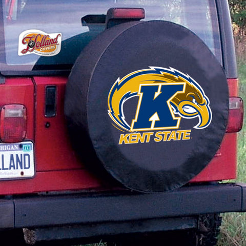 Kent State  Golden Flashes Tire Cover by Holland Covers