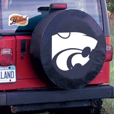 Kansas State Wildcats Tire Cover by Holland Covers