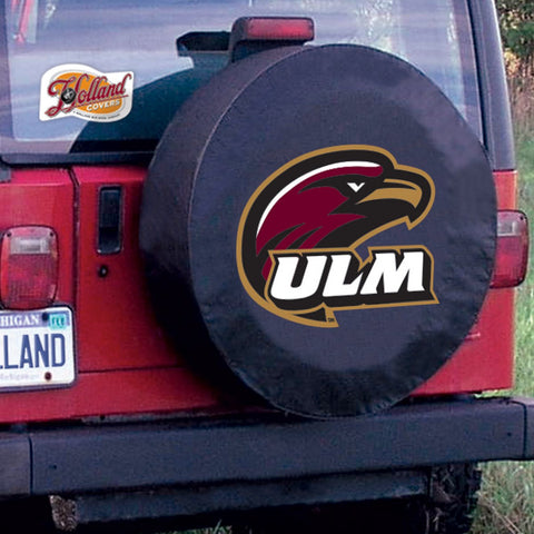 Louisiana Monroe Warhawks Tire Cover by Holland Covers