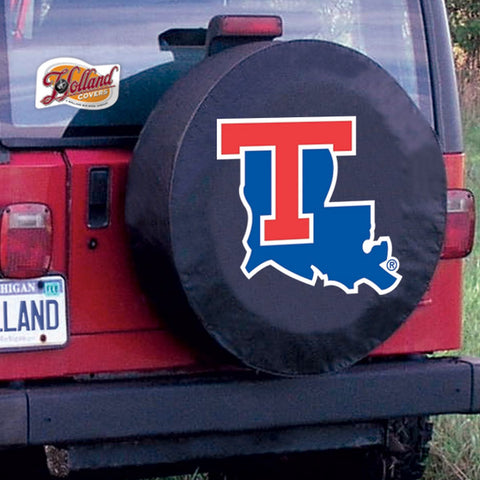 Louisiana Tech  Bulldogs Tire Cover by Holland Covers