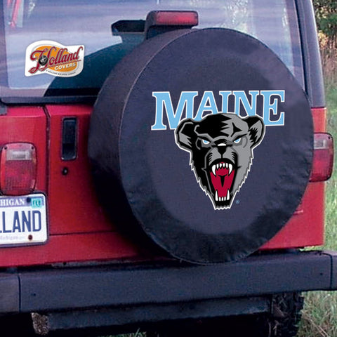 Maine Black Bears Tire Cover by Holland Covers
